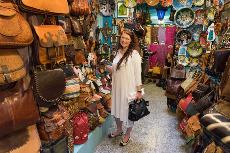 3 stylish shopping tips for fashionistas who visit the Medina in Tunis